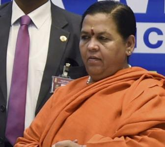 Babri trial: Uma Bharti appears before CBI court