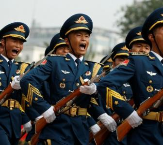 WORRYING! China increases troops by 30% along LAC