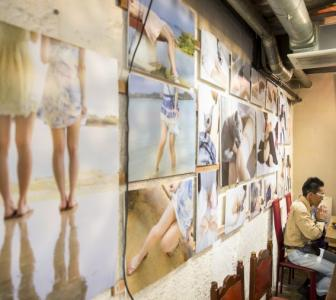 Obsessed with women's legs? There's a café for you in Japan