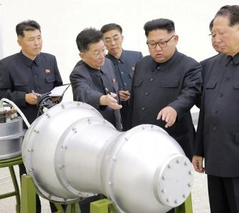 A bomb worse than an atom bomb in Kim Jong-un's hands!