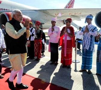 Modi in Myanmar: Rediscovering a neighbour