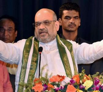 BJP has removed dynastic politics from India: Shah
