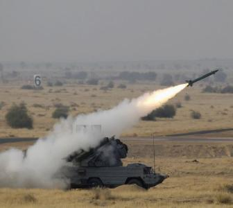 Surface-to-air missile: India's 1st tri-service weapon