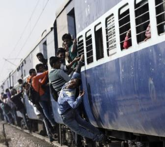 'Railways has not done anything for human safety'