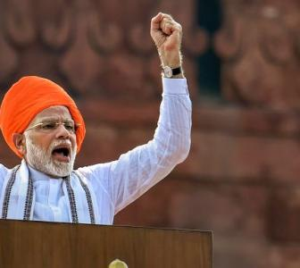 Look back at PM Modi's Independence Day speeches