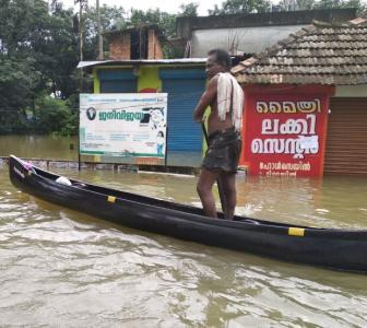 Kerala disaster: 'Nature has defeated us'