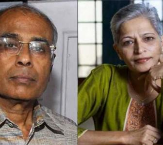 Killings of Dabholkar and Gauri Lankesh linked: CBI