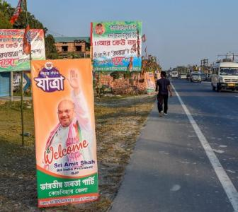 HC refuses permission for Amit Shah's rath yatra in Bengal