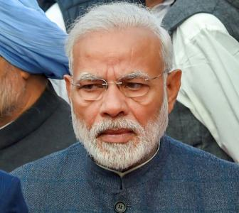 'Modi won't accept defeat for himself'
