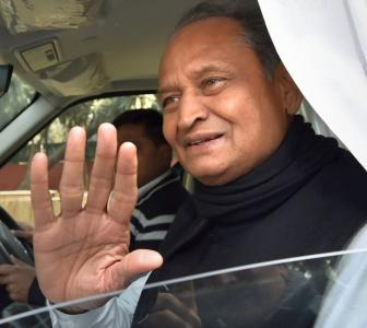 2 held for bid to topple Raj govt; Gehlot attacks BJP