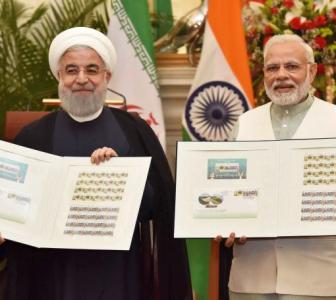Our relationship with Iran stands on its own: India