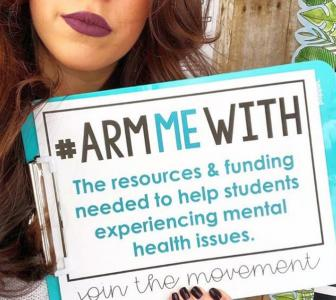 #ArmMeWith books, not guns: Teachers shoot down Trump's new plan