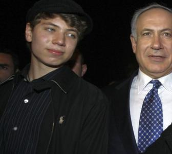 Israel's Netanyahu under fire over son's remarks on strip-club tape