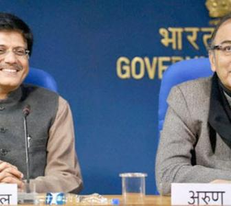 Goyal runs finance ministry, but Jaitley's watching