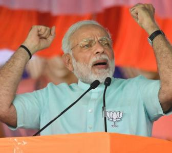'Modi will win with a lesser majority'