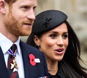 Harry-Meghan's royal wedding in numbers