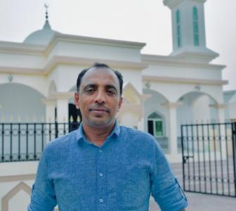 The Malayali Christian who built a mosque in the UAE