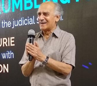 Arun Shourie: How Modi can be beaten in 2019