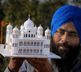 Kartarpur marks first cross-border initiative for India-Pak