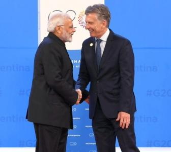PHOTOS: Modi meets world leaders at G20