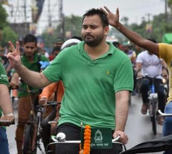 Why Tejashwi told Lalu and Rabri he won't marry now