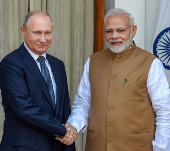 'India can't wish away defence ties with Russia'