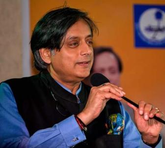 Wonder why Shah chose not to go to AIIMS: Tharoor