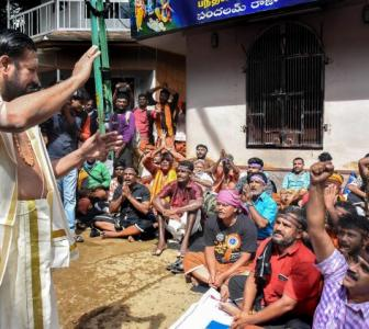 'Sabarimala temple is not discriminatory at all'