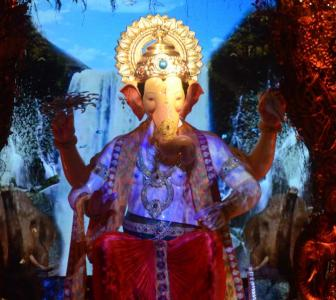 Photos: What to expect at Mumbai's oldest Ganesh pandals