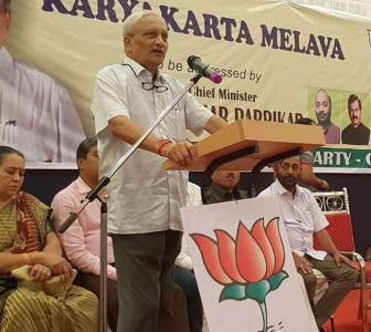 Parrikar is in good health, no leadership change in Goa: BJP