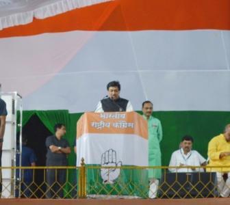 Tough battle for Ashok Chavan in Nanded