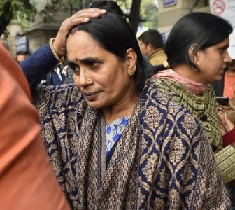 What about our rights: Nirbhaya's mom breaks down
