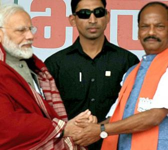 BJP: 'Jharkhand results matter of serious concern'
