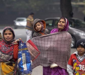 This is Delhi's second-coldest December since 1901