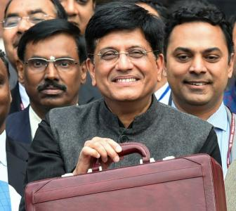 Piyush Goyal's maiden Budget, at a glance