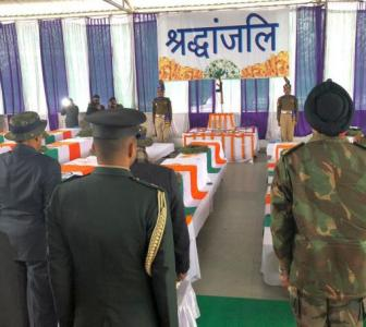 'Loss or challenge has never put the CRPF on the backfoot'