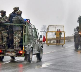 Were terrorists tipped off about CRPF troop movement?