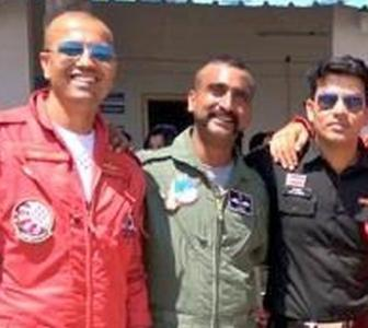 Like father, like son: Flying MiG-21 runs in the Varthaman family