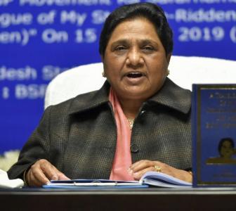 The rise of a nephew in Mayawati's BSP