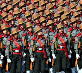 PHOTOS: Nari Shakti leads the way at R-Day parade