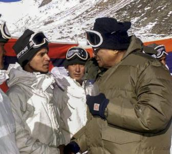 Why George Fernandes once sent 2 babus to Siachen
