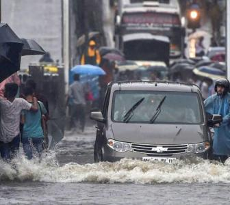 IMD warns of very heavy rains in Mumbai on Wednesday