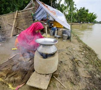 Rains kill 7 in NE, over 4 L affected in Assam floods