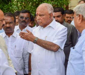Will soon get back: COVID +ve Karnataka CM
