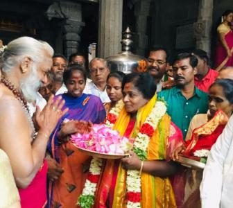 'We have to remind Tamils that they are Hindus'