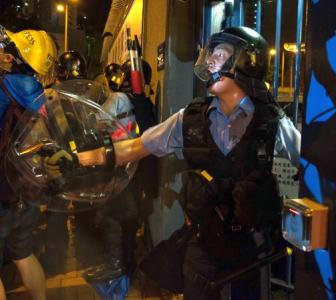 What Hong Kong needs to do to stop the violence