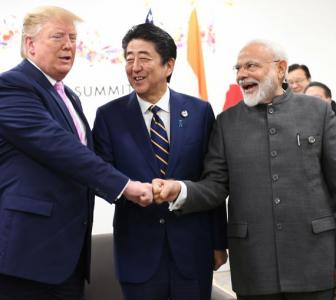 PHOTOS: PM Modi meets world leaders at G20