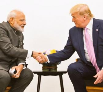 Trump's wake up call for India