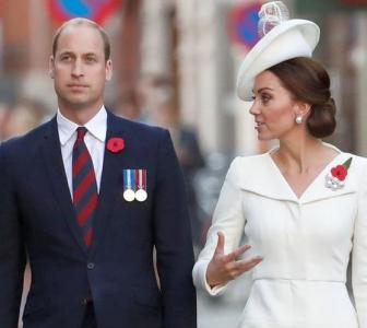 William admits coronavirus fears for Charles, Queen