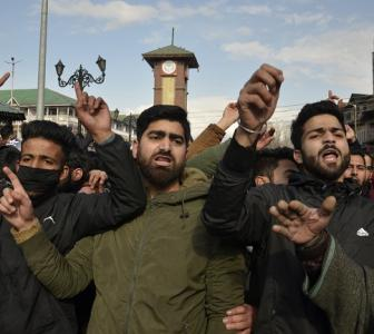 Kashmiris are our countrymen, not the enemy
